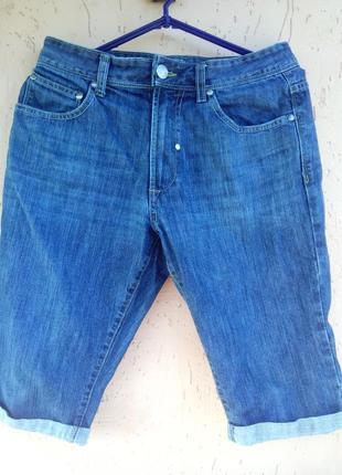 Бриджи,джинсовые шорты george