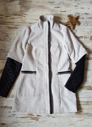 Красивое классическое деми пальто