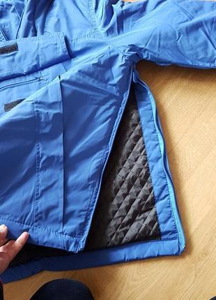 Анорак. спортивная демисезонная куртка6