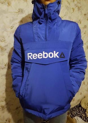 Анорак. спортивная демисезонная куртка1