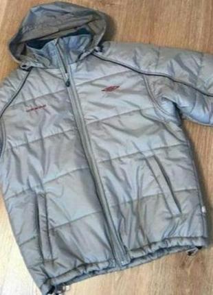 Куртка на синтепоне umbro весна-осень