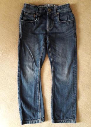 Джинсовые брюки, джинсы.