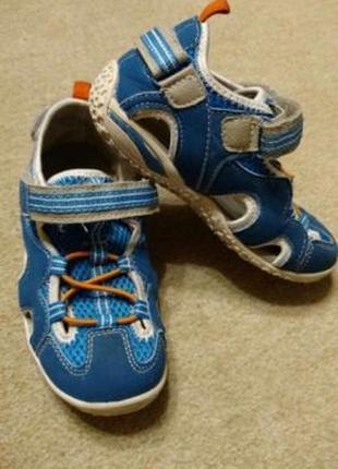 Яркие голубые спортивные кроссовки zara
