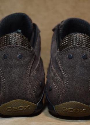 Туфли кроссовки geox respira. индонезия. оригинал. 41 р./26.5 см.4 фото