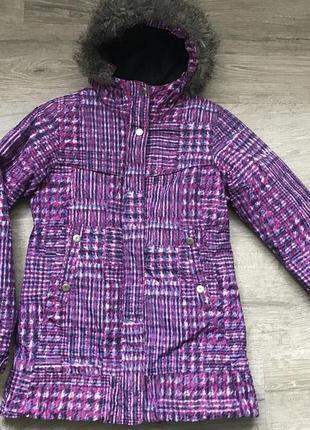 Куртка зимняя columbia 14-16