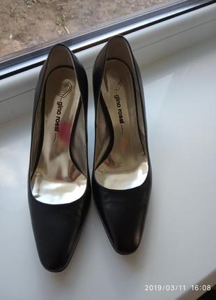 Туфлі gino rossi