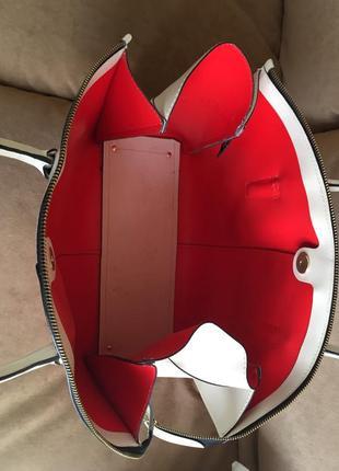 Итальянская брендовая сумка {оригинал}3 фото