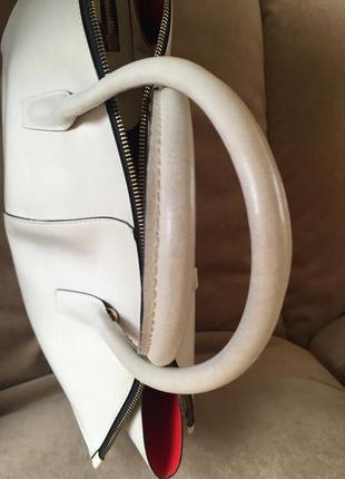Итальянская брендовая сумка {оригинал}4 фото