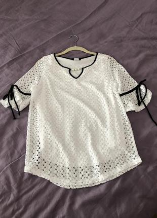Классическая блуза