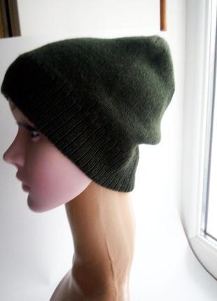 56-58 р легкая трикотажная шапка terranova