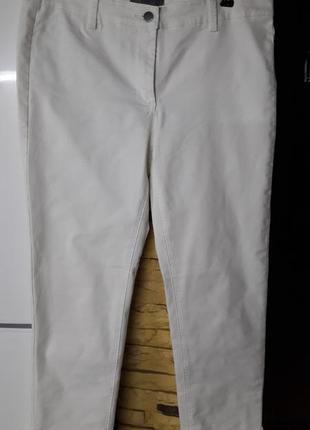 Шикарные белые летние джинсики