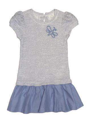 Новое синее платье для девочки, ovs kids, 836817
