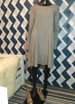 Трендовое платье свободного кроя от h&m