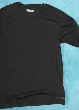 Унисекс campri sports baselayer рашгард реглан термокофта спортивная длинный рукав