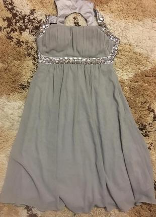 Красивое фирменное платье miss parisienne