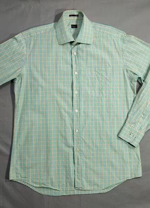 Брендовая мужская рубашка paul smith