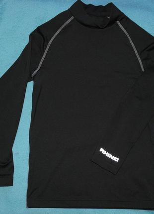 Компрессионная футболка rhino рашгард