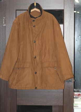 Мужская куртка morella на синтепоне 54-56