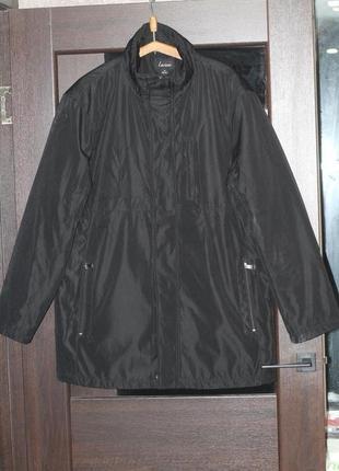 Классическая мужская куртка luciano 50-52. стильная модель