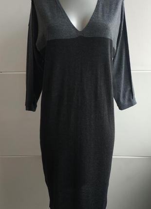 Невероятно стильное и красивое шерстяное платье дорогого бренда whistles