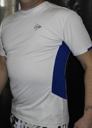 Dunlop футболка спортивная