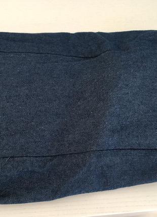 Сумка под джинс с бусинами2 фото