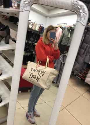 Дорожная спортивная сумка victoria's secret