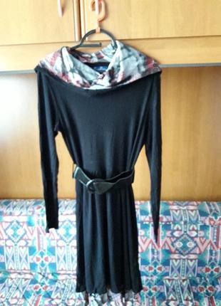 972deb769ca Женские платья с капюшоном 2019 - купить недорого вещи в интернет ...