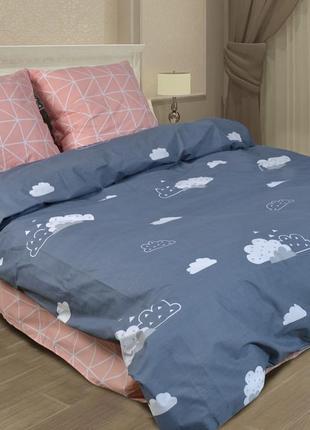 Красивый постельный набор в наличии полуторка и 2-спалка, новый