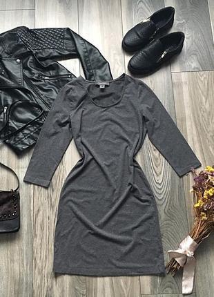Классическое платье primark