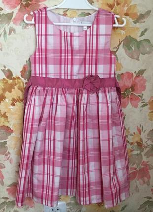 Платье на лето palomino на девочку рост 110 см