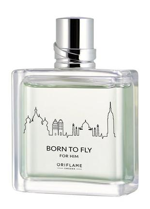 # розвантажуюсь туалетна вода born to fly for him [бон ту флай фо хім]