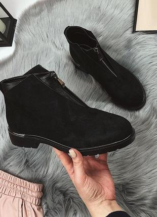 Распродажа ботинки туфли полусапоги весна супер качество _ стильные 41