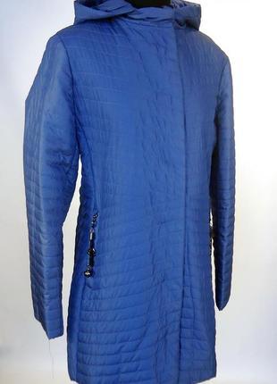 Демисезонная куртка qarlevar 1166. большие размеры!!!
