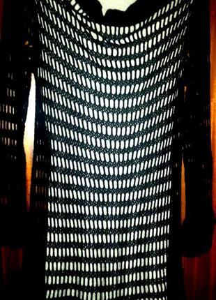 Двойное фирменное платье