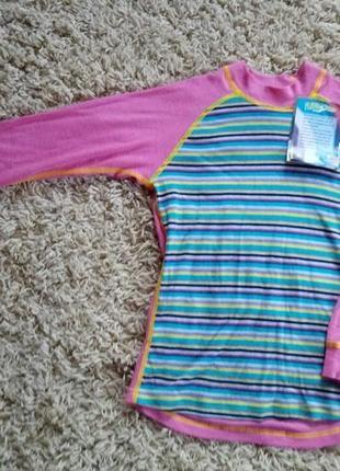 Реглан, футболка с длинным рукавом,термобелье woolmark