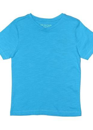 Новая голубая футболка для мальчика, ovs kids, 4454516