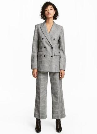 Брюки штаны h&m premium quality шерсть