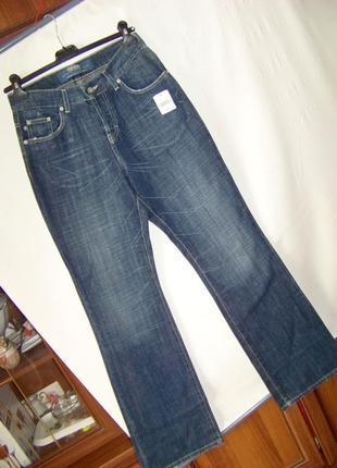 Синие классические джинсы garсia италия w:30 l:34