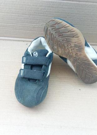 Дуже легенькі шкіряні ботиночки