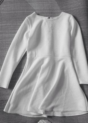 Платье осень-весна. французский трикотаж