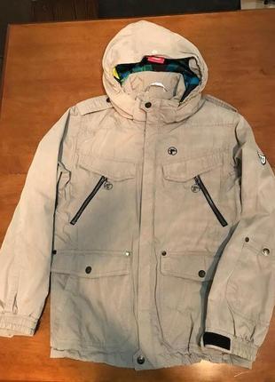 Рейма reima на мальчика куртка демисезонная с капюшоном