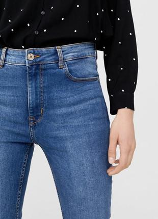 Нові брендові джинси skinny від mango3 фото