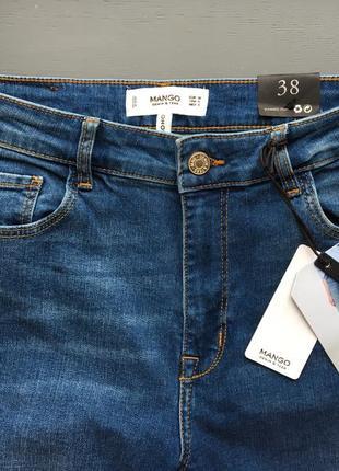 Нові брендові джинси skinny від mango6 фото