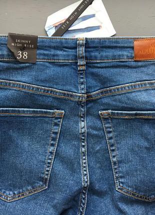 Нові брендові джинси skinny від mango7 фото