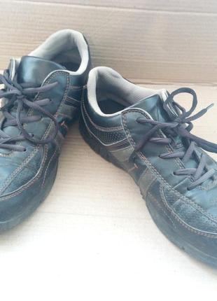 Суперові шкіряні кросівки