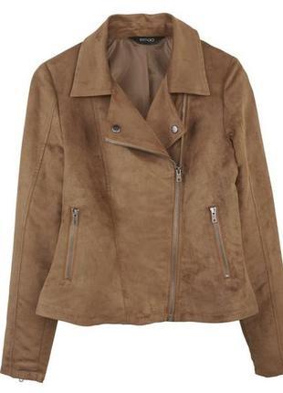 Куртка косуха замшева коротка esmara casual 💖💖💖