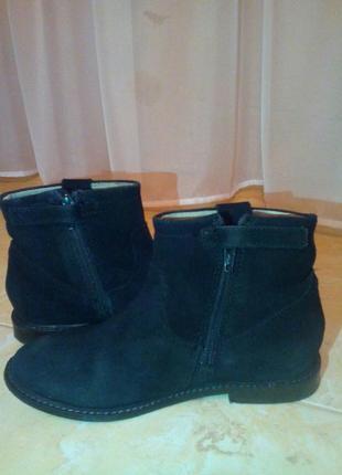 Демисезонные ботинки h&m