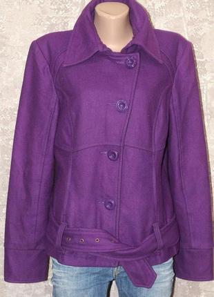 Шикарное полу пальто vero moda 46-48