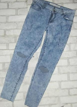 Мега крутецкие джинсы варенки ,рванки